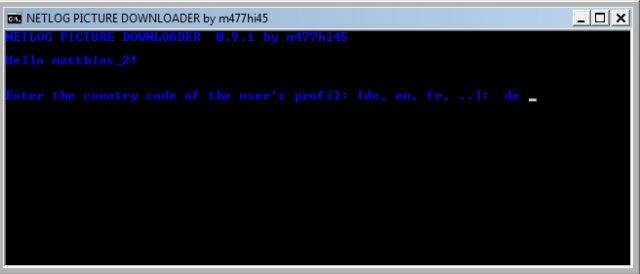 NETL0G PICTURE DOWNLOADER download | SourceForge net