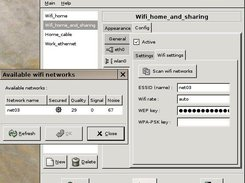 Simple network configuration tool download | SourceForge net