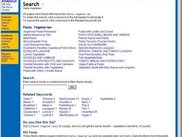 Sample Nexi Search Results Page