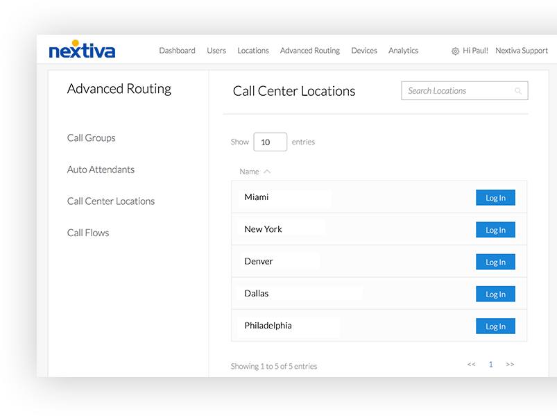 Nextiva Call Center vs  RingCentral Contact Center Comparison