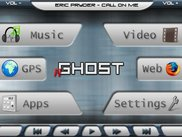 nGhost (Legacy) Main Screen