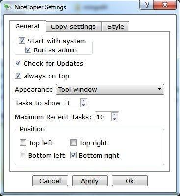 NiceCopier download | SourceForge net