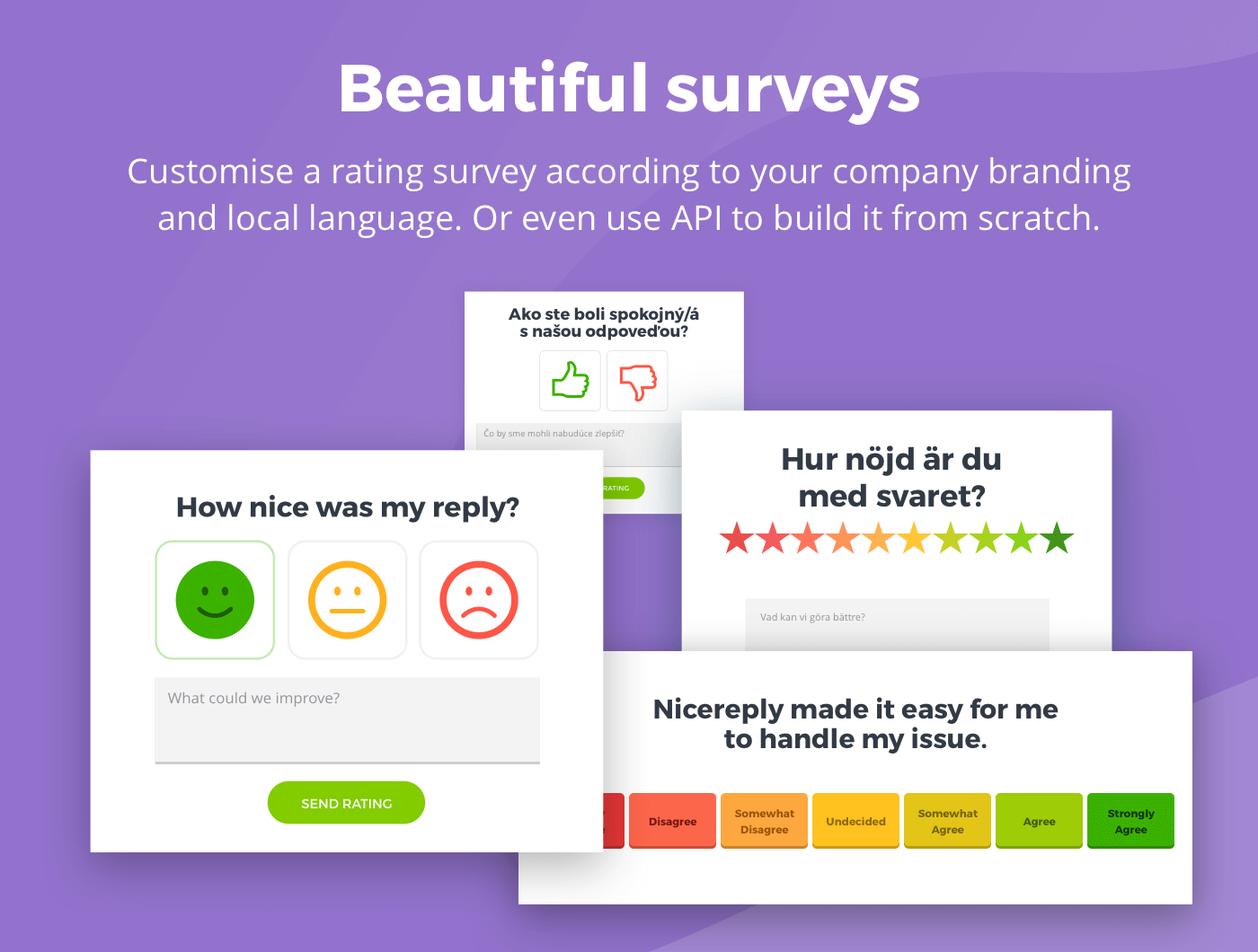 Nicereply Reviews and Pricing 2019