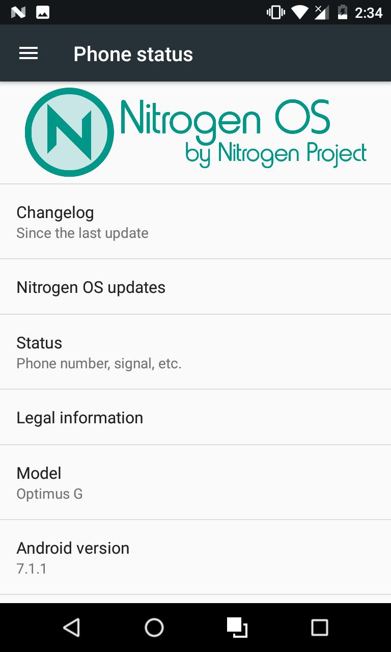 nitrogen-project download | SourceForge net