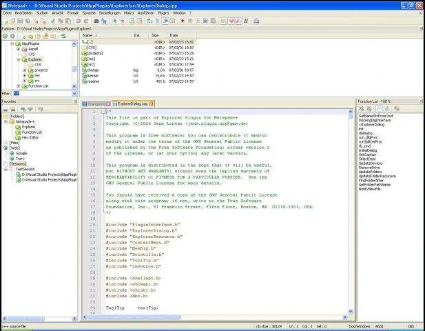 Notepad++ Plugins download | SourceForge net