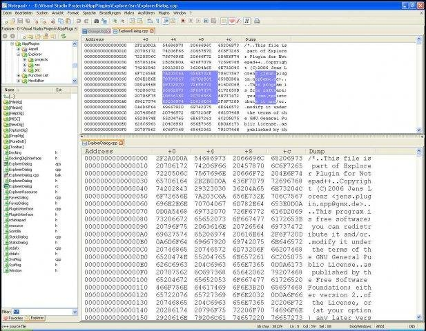 Notepad plugins download sourceforge net