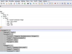 JSONViewer Notepad++ plugin