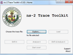 ns-2 Trace Toolkit download | SourceForge net
