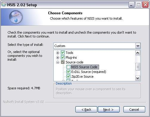 NSIS: Nullsoft Scriptable Install System download | SourceForge net