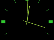 An example program: real time clock