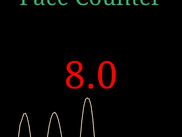 An example program: pace counter using gyroscope sensor of an Android Phone
