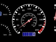 Automotive gauge supported by Nextwave Gauge for ASP .Net