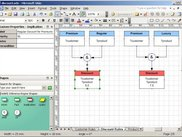Editing rules in Visio 2003