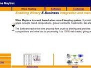 Winery Management System