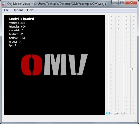Obj Model Viewer download | SourceForge net