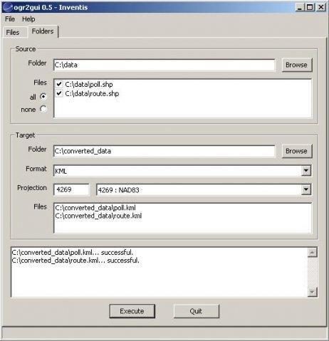 ogr2gui download | SourceForge net