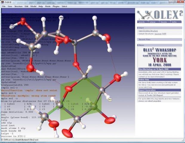 Olex2 download | SourceForge net