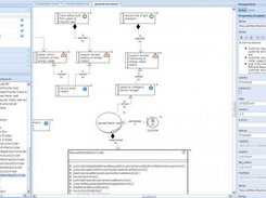 Chronos Web Modeler: Chain structure