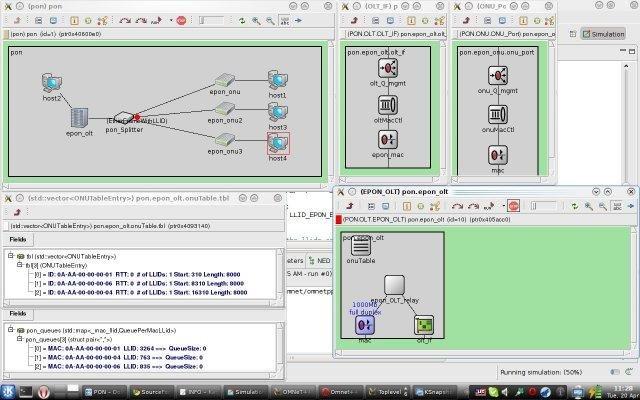 Omnet++ EPON Module download | SourceForge net
