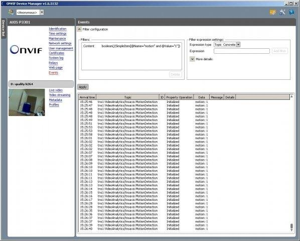 ONVIF Device Manager download | SourceForge net