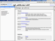 "ooRexxDoc: Documenting ""rgf_util2.rex"" from BSF4ooRexx"