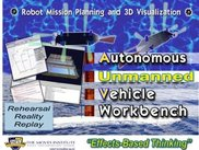 Autonomous Unmanned Vehicle (AUV) Workbench