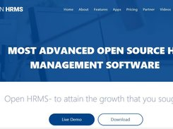 Open hrms download