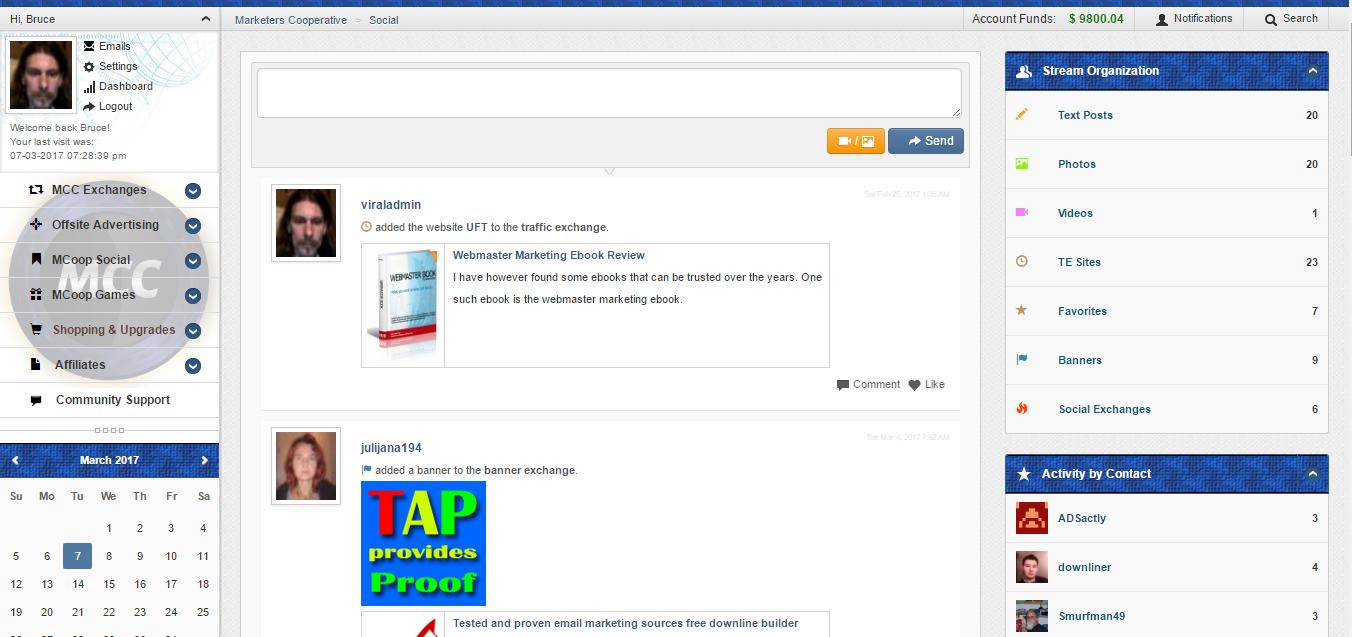 open source marketing platform download | SourceForge net