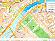 6. Web map services (stamen openstreetmap)