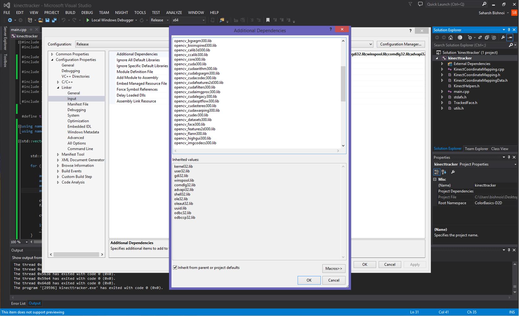 OpenCV CUDA Binaries download | SourceForge net