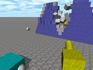 ODE test_crash screenshot