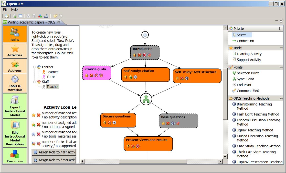 Full OpenGLM screenshot