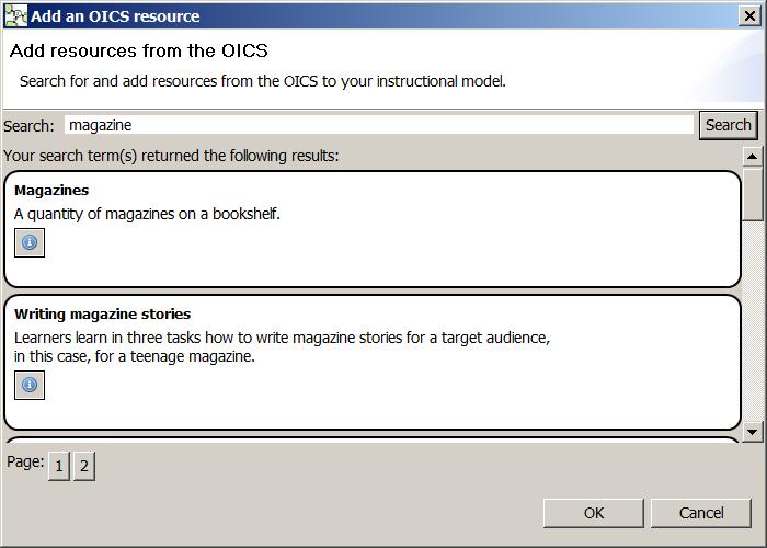 OpenGLM screenshot