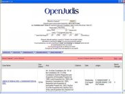 OpenJudis Screenshot