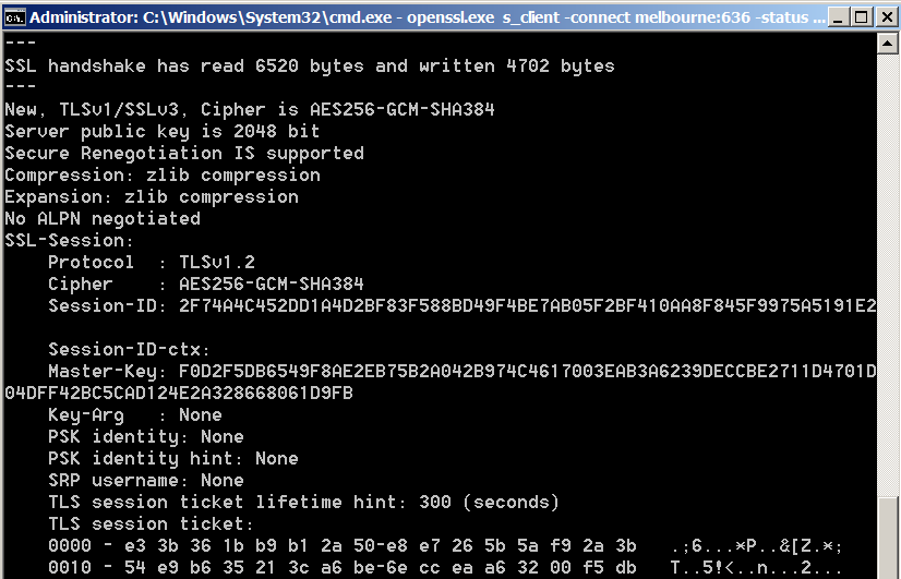 OpenLDAP for Windows download | SourceForge net