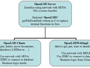 Global Schema of OpenLSD