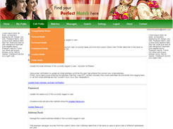 Open Matrimony download | SourceForge net