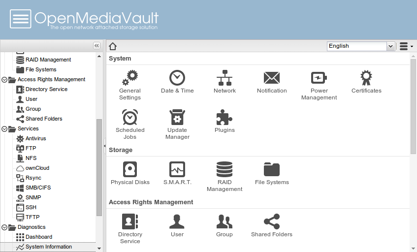 openmediavault download | SourceForge net