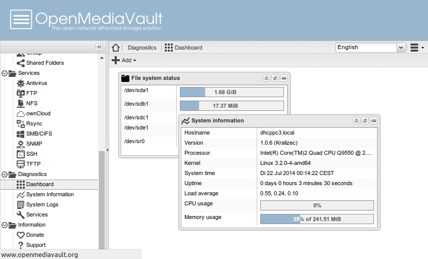 Openmediavault Download Sourceforge Net