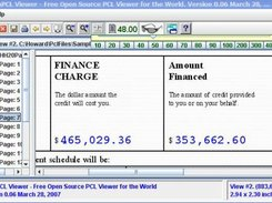 OpenPCLViewer close up shot with zoom slider showing