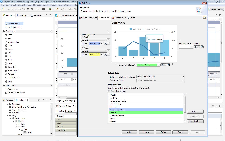 BIRT Report Designer download | SourceForge net