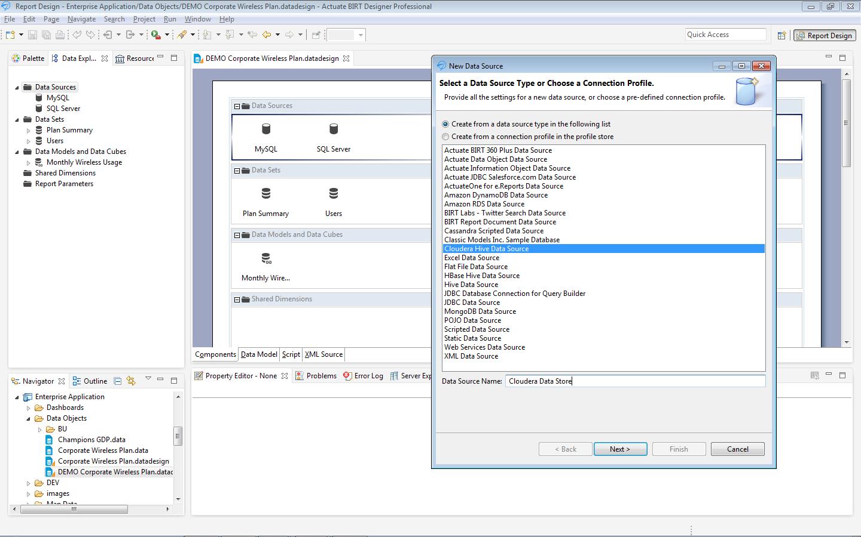 BIRT Report Designer download   SourceForge net