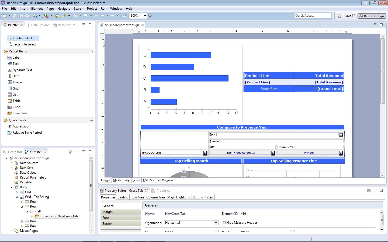 birt report designer sourceforgenet
