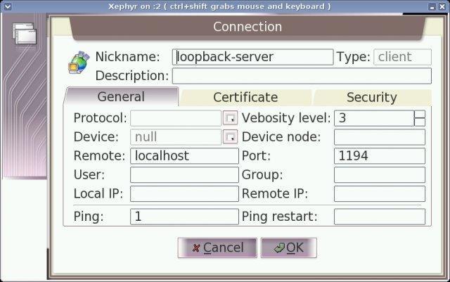 Multiplatform Admin GUI for OpenVPN download   SourceForge net
