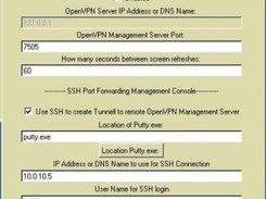 OpenVPN Control download | SourceForge net