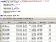 JDBMS_FILESYSTEM : List directory contents from sql, ...