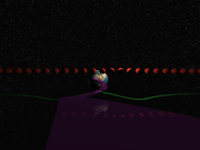 Distance Field RayMarching - Scene