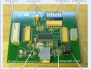 OSR USB FX2 Learning Kit board
