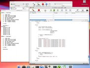 Mac OS-X (tiger) running user-mode OSRFX2 test in debugger