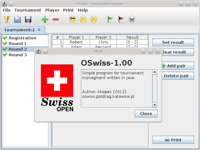 OSwiss download | SourceForge net